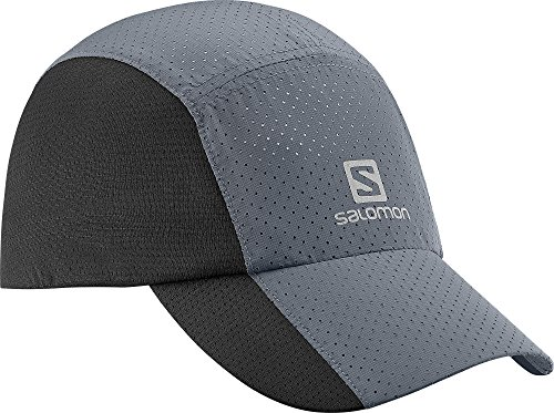 436f271de Salomon Unisex XT Compact Cap, Dark Cloud/Black, One Size - Buy Online in  Kuwait. | Sports Apparel Products in Kuwait - See Prices, Reviews and Free  ...