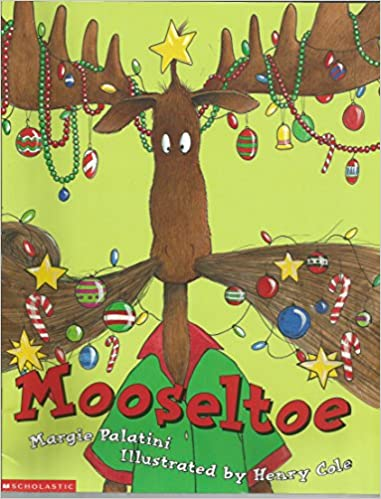 Image result for mooseltoe book