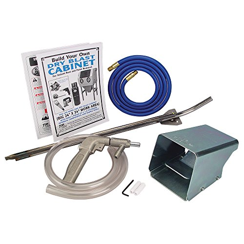 Build-Your-Own Skat Blast Sandblast Cabinet Kit - Foot-Pedal Operating System 6525-00