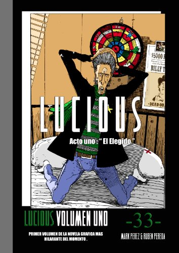Lucious ( Volumen Uno .) (Spanish Edition)
