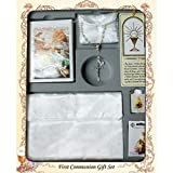 SF001 Catholic & Religious Gifts, First Communion Gift Set Spanish Neutral