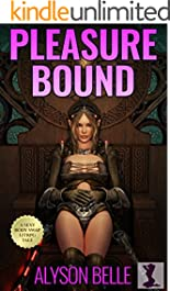 Pleasure Bound: A Gender Swapped LitRPG Adventure (Fantasy Swapped Online Book 2)