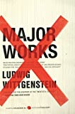 Major Works, Ludwig Wittgenstein, 0061550248