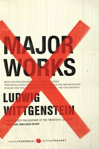 Major Works: Selected Philosophical Writings (Harper Perennial Modern Thought)