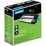 Dymo 1760686 CardScan v9 Executive Contact Management System for PC and Mac