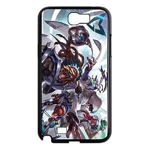 League of Legends(LOL) Talon Samsung Galaxy N2 7100 Cell Phone Case Black DIY Gift pxf005-3611113