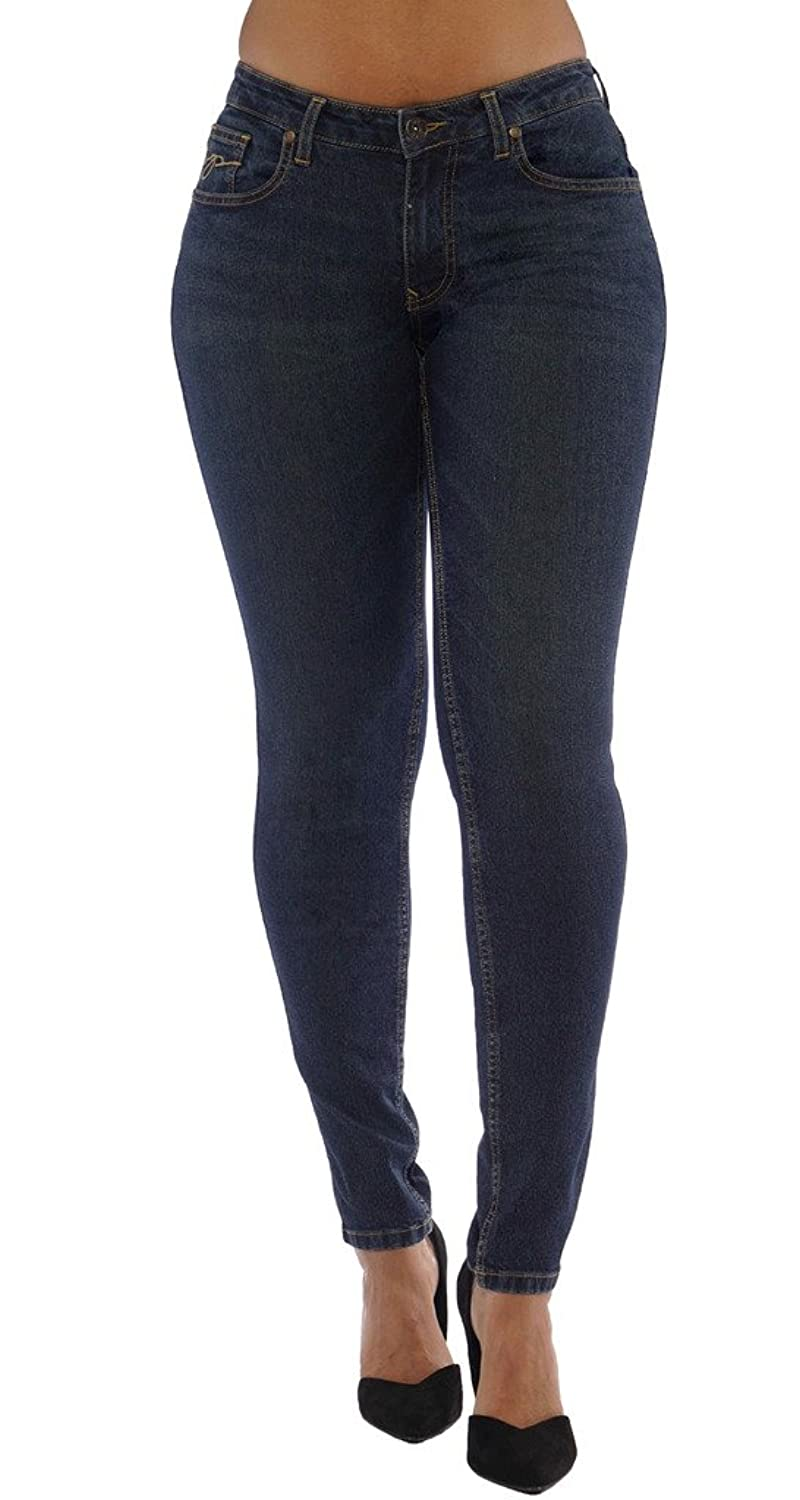 PZI Jeans Women'S AVERY SKINNY - Click Image to Close