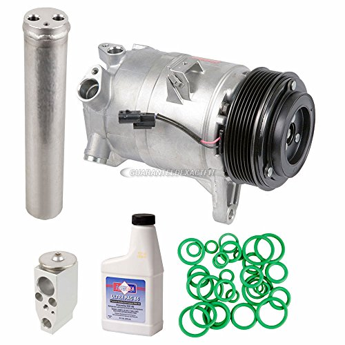 OEM AC Compressor w/A/C Repair Kit For Nissan Quest 2011 2012 2013 2014 - BuyAutoParts 60-85097RN New