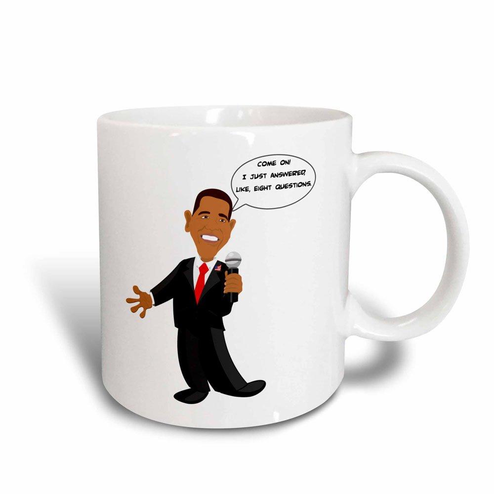 3dRose mug/_59993/_3President Barack Obama Sayings Magic Transforming Mug 11 oz Multicolor
