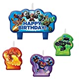 Skylanders Candle Set (4 Pack)