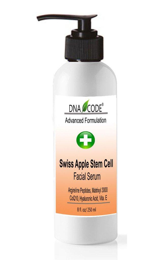 Magic Serum-Swiss Apple Stem Cell Complex Serum w/Argireline, Matrixyl 3000, Hyaluronic Acid, CoQ10. 8 OZ
