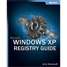 Microsoft Windows XP Registry Guide (Bpg-Other) by Jerry Honeycutt (2002-10-11)