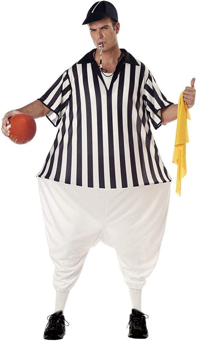 California Costumes Disfraz de árbitro de fútbol Americano para ...