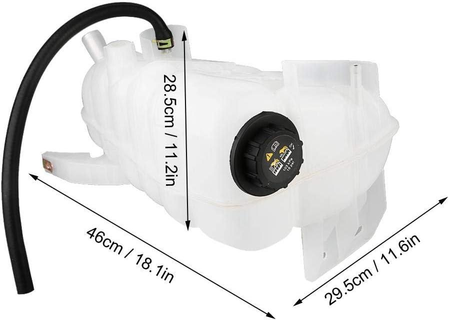 Overflow Tank Bottle Pressurized Coolant Reservoir For International Harvester