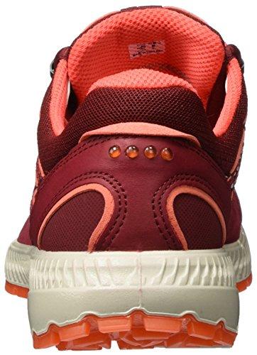 TR Brick Mujer para Brick Ecco Rojo Intrinsic Zapatillas Ow0Rtq5