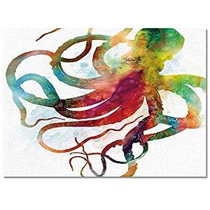 519eOOWlbgL._SS300_ Best Octopus Area Rugs