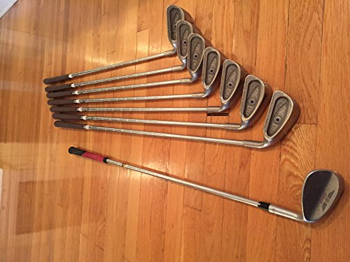 Ping Eye 2 Golf Set Irons 3-PW Black Dot Eye2 Superb Condition