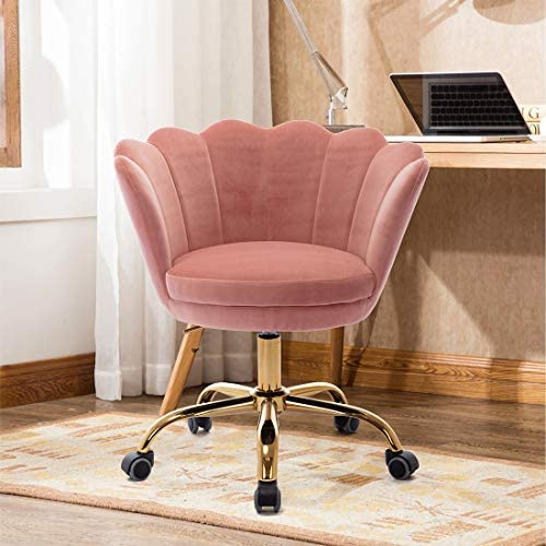 Velvet Home Office Desk Chair