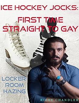 Gay boys hockey locker room