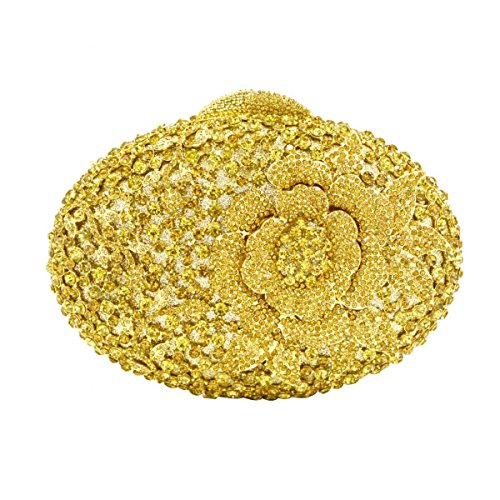 gold De Sac Femmes Diamants Soirée Banquet Des à Diamant Sac Sac Demoiselle Main D'honneur De 06XR0px