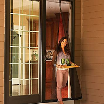 Perfect French Door Walk Thru Screen 60u0026quot; ...