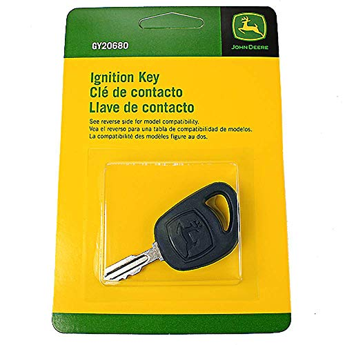 John Deere Original Equipment Key #GY20680
