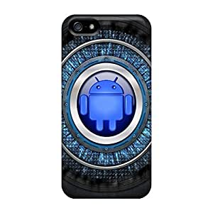 Anti-scratch And Shatterproof Android Phone Cases For Iphone 5/5s/ High Quality Cases