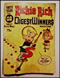 Richie Rich Digest Winners Magazine. First Issue, Number 1 (One).