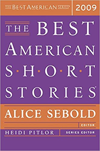 The Best American Short Stories 2009 (The Best American Series
