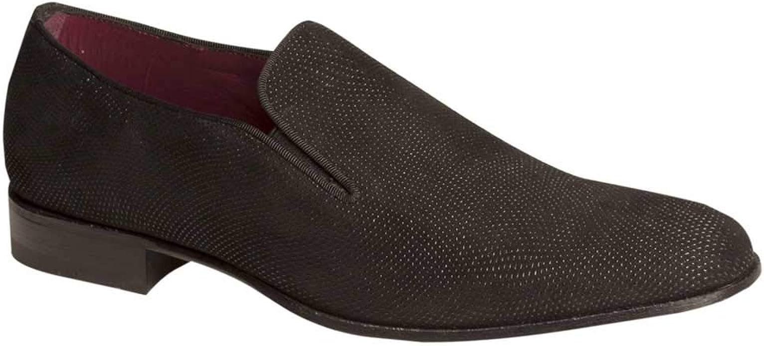 Unique Suede Venetian Slip-On Loafers