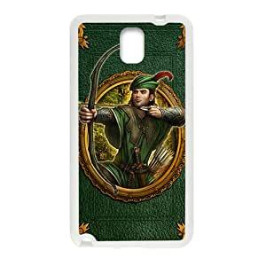 Malcolm Robin hood by kerembeyit Case Cover For samsung galaxy Note3 Case