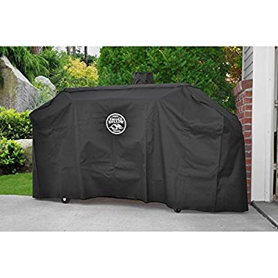 Smoke Hollow Heavy Duty Water Resistant UV Protected Canvas Grill Cover
