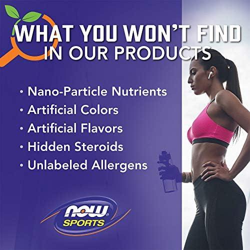 NOW Sports Nutrition, L-Glutamine Pure Powder, Nitrogen Transporter*, Amino Acid, 1-Pound 10