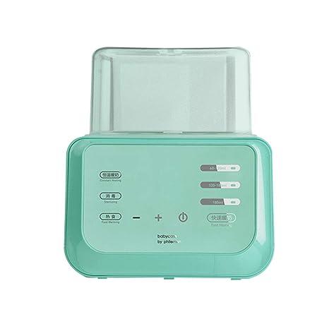 Calentador de Leche termostático esterilizador de Leche Caliente de Botella Multifuncional Calentador de Botella automático suplemento