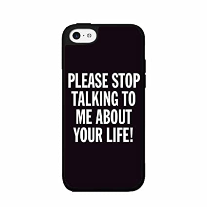 Amazon.com: Please Stop Talking To Me About Your Life – 2 ...