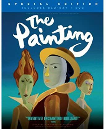 Image result for the painting DVD GKIDs