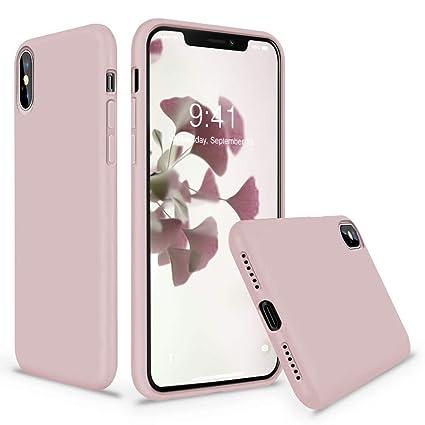 Amazon.com: Vooii - Carcasa de silicona para iPhone Xs ...