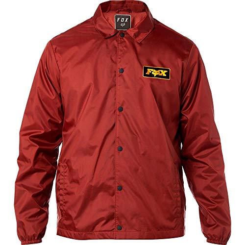 Fox Racing Lad Jacket (SMALL) (BORDEAUX)