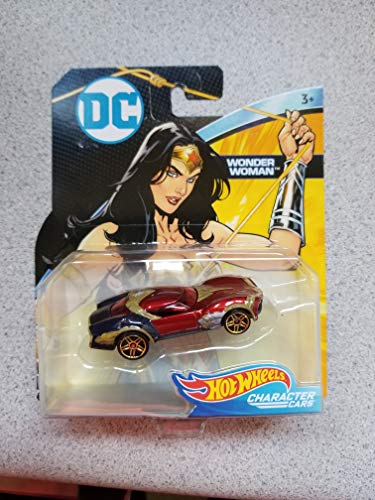 Hot Wheels Auto (Hot Wheels DC Universe Wonder Woman Toy Vehicle)