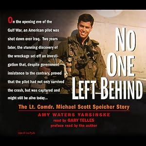 No One Left Behind Audiobook