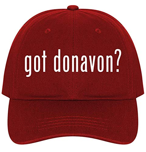 (got Donavon? - A Nice Comfortable Adjustable Dad Hat Cap, Red)