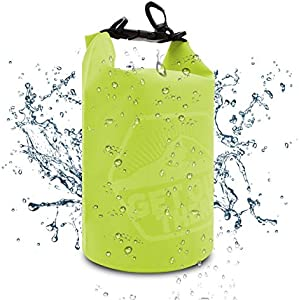 Giveaway: ROCONTRIP Waterproof Dry Bag Dry Sack 10L/20L