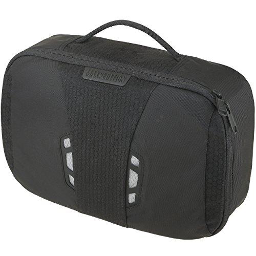 Maxpedition LTBBLK Lightweight Toiletry Bag w/Garment Hook B