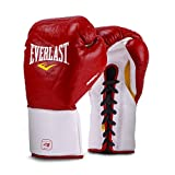 Everlast Mx Pro Fight Gloves 8oz Red Mx Pro Fight Gloves