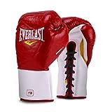 Everlast Mx Pro Fight Gloves 10Ozlxl Red Mx Pro