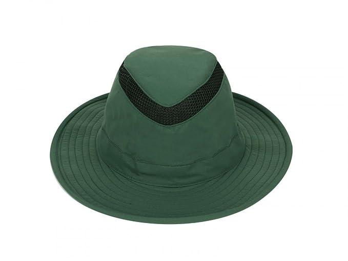 c1e00314e Tilley Hats LTM6 Men's Airflo Hat, Green - 7-3/8 at Amazon Men's ...