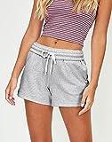 AUTOMET Womens Shorts Casual Summer Drawstring