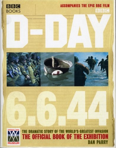 D-Day: The Dramatic Story of the World's Greatest Invasion