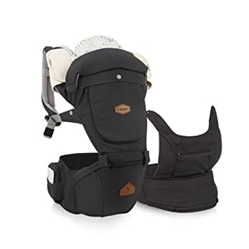 58bcebd2322 Amazon.com   I-angel Miracle Baby Carrier Hipseat Front Backpack Carrier  Ergonomic Design for Parents