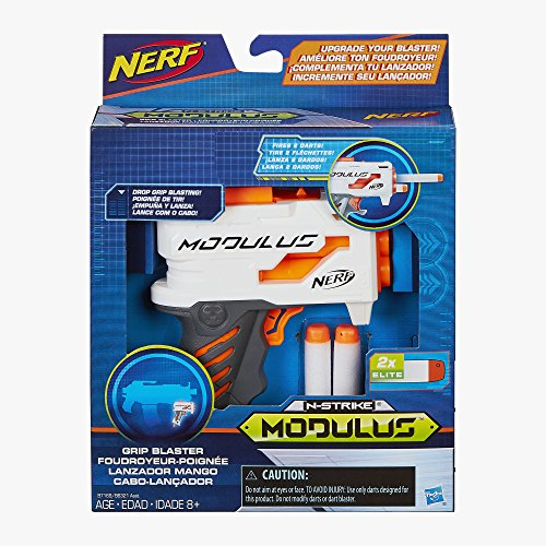 Nerf Modulus Grip Blaster(Discontinued by manufacturer ...